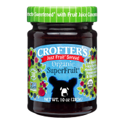 Crofters Organic Superfruit Spread, 10 Ounce -- 6 per case.