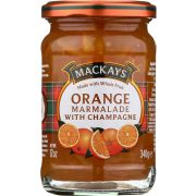 Mackays Orange Marmalade with Champagne, 12 Ounce -- 6 per case