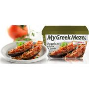 Palirria My Greek Meze Eggplants Cooked in Tomato and Onion Sauce, 10 Ounce -- 6 per case