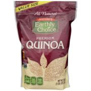 Natures Earthly Choice Gluten Free Premium Quinoa, 24 Ounce -- 6 per case