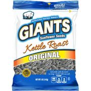 Giants Trio Sunflower Seed - Tray -- 72 per case