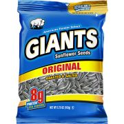 Giants Roasted and Salted Dill Pickle and Bacon Ranch Sunflower Seed -- 72 per case