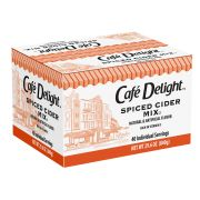 House Blend Hot Cider, 0.74 Ounce Carton - 40 per pack -- 6 packs per case.