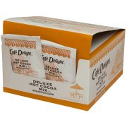 Cafe Delight Deluxe Hot Cocoa Mix, 1 Ounce -- 300 per case