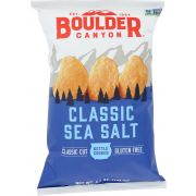 Boulder Canyon Totally Natural Potato Chips, 6.5 Ounce -- 12 per case