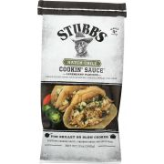 Stubbs Hatch Chile Cookin Sauce, 12 Ounce -- 6 per case