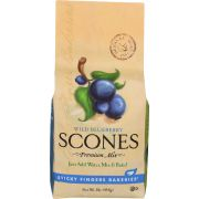 Sticky Fingers Wild Blueberry Scone Mix, 16 Ounce -- 6 per case