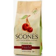 Sticky Fingers Tart Cherry Scone Mix, 15 Ounce -- 6 per case