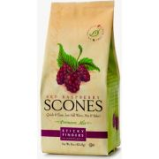 Sticky Fingers Red Raspberry Scone Mix, 15 Ounce -- 6 per case