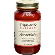 Terlato Kitchen Handcrafted Arrabbiata Sauce, 24 Ounce -- 6 per case