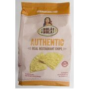 Hola Nola Authentic Real Restaurant Tortilla Chips, 12 Ounce -- 9 per case