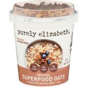 Purely Elizabeth Original Superfood Oats, 2 Ounce -- 12 per case