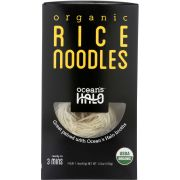 Oceans Halo Organic Rice Noodle, 5.6 Ounce -- 5 per case