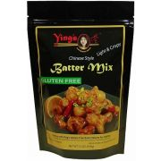 Ying's Light and Crispy Batter Mix, 12 Ounce -- 8 per case