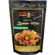 Ying's Gluten Free Light and Crispy Batter Mix, 12 Ounce -- 8 per case