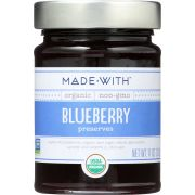 Made With Organic Blueberry Preserve, 11 Ounce -- 6 per case