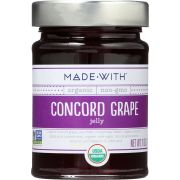 Made With Organic Grape Jelly, 11 Ounce -- 6 per case