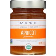 Made With Organic Apricot Preserve, 11 Ounce -- 6 per case