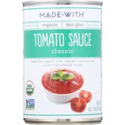 Made With Organic Tomato Sauce, 15 Ounce -- 12 per case
