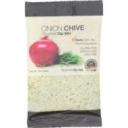 The Pantry Club Onion Chive Gourmet Dip Mix, 0.91 Ounce -- 12 per case