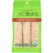 Bamboo Lane Brown Rice Crunchy Rice Roller, 2.6 Ounce Pouch -- 8 per case