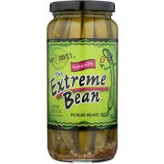 The Extreme Bean Hot N Spicy Pickled Garlic N Dill, 16 Ounce -- 12 per case