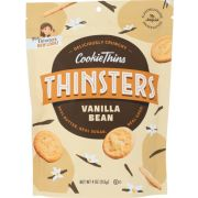 Mrs Thinsters Vanilla Bean Cookie Thins, 4 Ounce -- 12 per case
