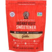 Lakanto Golden Fruit Monkfruit Sweetener, 8.29 Ounce Pouch -- 8 per case