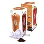 Wangderm Authentic Thai Iced Loose Tea with Filter, 7.06 Ounce -- 12 per case