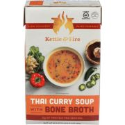 Kettle and Fire Thai Curry Soup with Bone Broth, 16.9 Fluid Ounce -- 6 per case