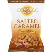 Cosmos Creations Salted Caramel Puffed Corn, 6 Ounce -- 12 per case