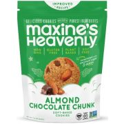 Maxine's Heavenly Almond Chocolate Chunk Cookie, 7.2 Ounce -- 8 per case