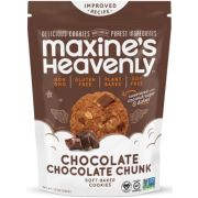 Maxine's Heavenly Chocolate Chocolate Chunk Cookie, 7.2 Ounce -- 8 per case