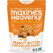 Maxine's Heavenly Peanut Butter Chocolate Chunk Cookie, 7.2 Ounce -- 8 per case