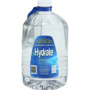 Hydrate High Ph Alkaline Ionized Spring Water, 1 Gallon -- 4 per case