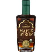 The Maple Guild Organic Vanilla Bean Infused Syrup, 375 Milliliter -- 6 per case