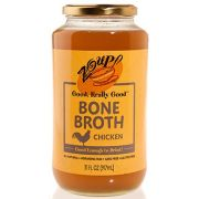 Zoup Good Really Chicken Bone Broth, 31 Ounce -- 6 per case