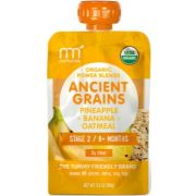 Nurturme Pineapple Banana and Oatmeal Ancient Grains Power Blend , 3.5 Ounce -- 6 per case