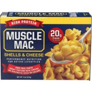 Muscle Mac High Protein Shells and Cheese, 11 Ounce -- 12 per case