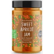Good Good Apricot Jam with Stevia, 12 Ounce -- 6 per case