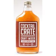 Cocktail Crate Classic Whiskey Sour Craft Mix, 12.68 Fluid Ounce -- 6 per case