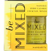 Be Mixed Margarita Cocktail Mixer, 4 count per pack -- 3 per case