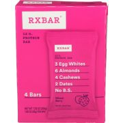 Rxbar Mixed Berry Protein Bar, 4 count per pack -- 6 per case