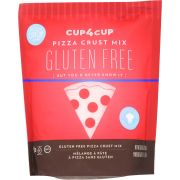 Cup 4 Cup Pizza Crust Mix, 18 Ounce -- 6 per case