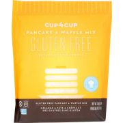 Cup 4 Cup Pancake and Waffle Mix, 16 Ounce -- 6 per case