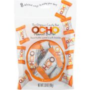 Ocho Organic Peanut Butter Candy Bar, 3.5 Ounce -- 12 per case