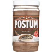 Postum Cocoa Blend Instant Warm Beverage, 8 Ounce -- 6 per case