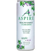 Aspire Single Apple Plus Acai Energy Drink, 12 Fluid Ounce -- 12 per case