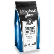 Wicked Joe Big House Whole Bean Coffee, 12 Ounce -- 6 per case