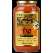 Little Italy In The Bronx Tomato Basil Sauce, 24 Ounce -- 6 per case